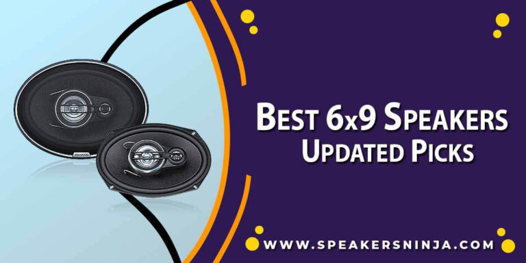 Best 6×9 Speakers