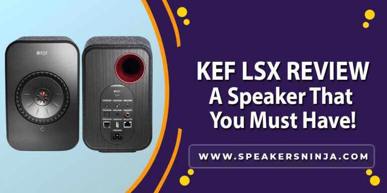 KEF LSX Review