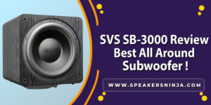 SVS SB-3000 Review